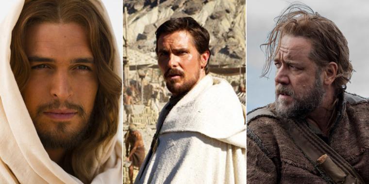 Bible movie figures