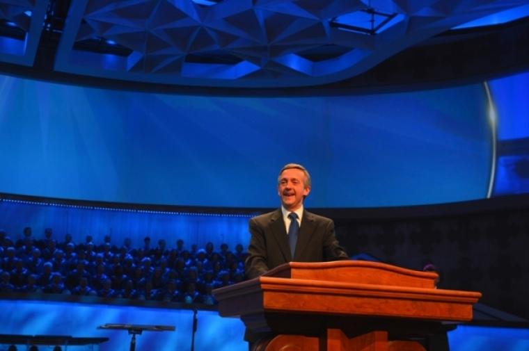 Pastor Robert Jeffress