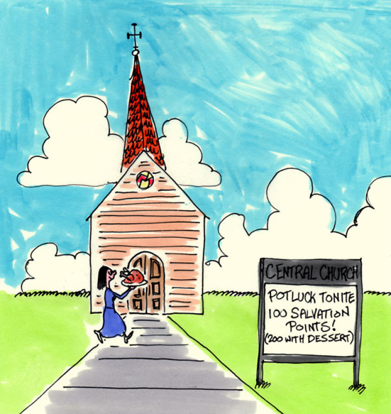Is Your Church Preaching Salvation by Works?