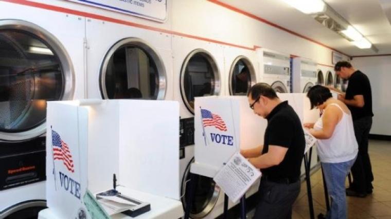 Virginia voters in Attorney General election