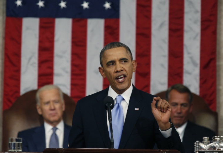 President Obama State of the Union 2014