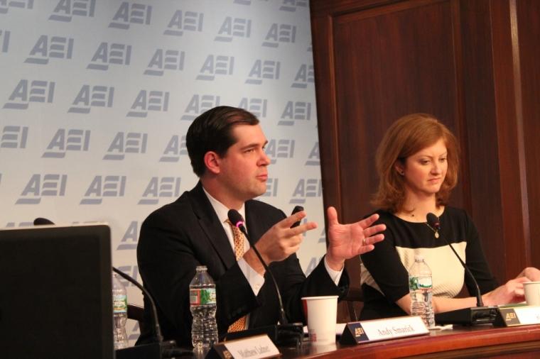Andy Smarick, AEI School Choice Panel
