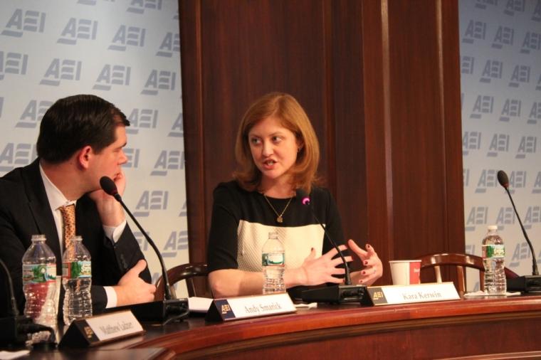 Kara Kerwin, AEI School Choice Panel
