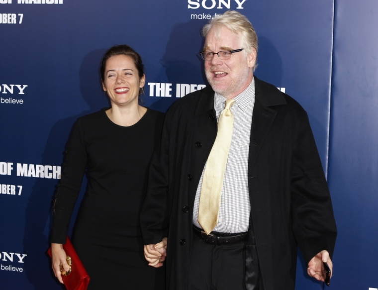 Philip Seymour Hoffman Mimi O'Donnell