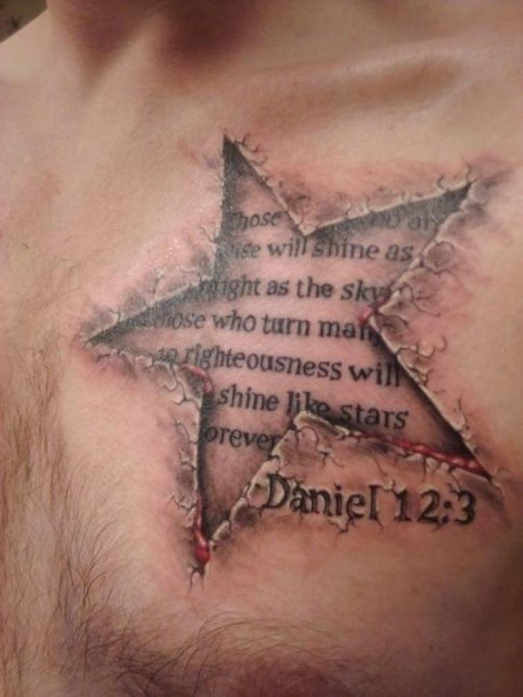 Dan 12:3 tattoo