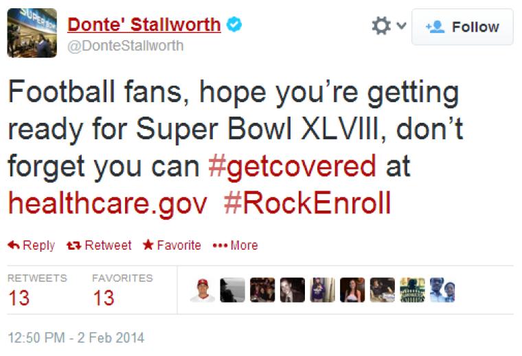 Donte Stallworth Tweet