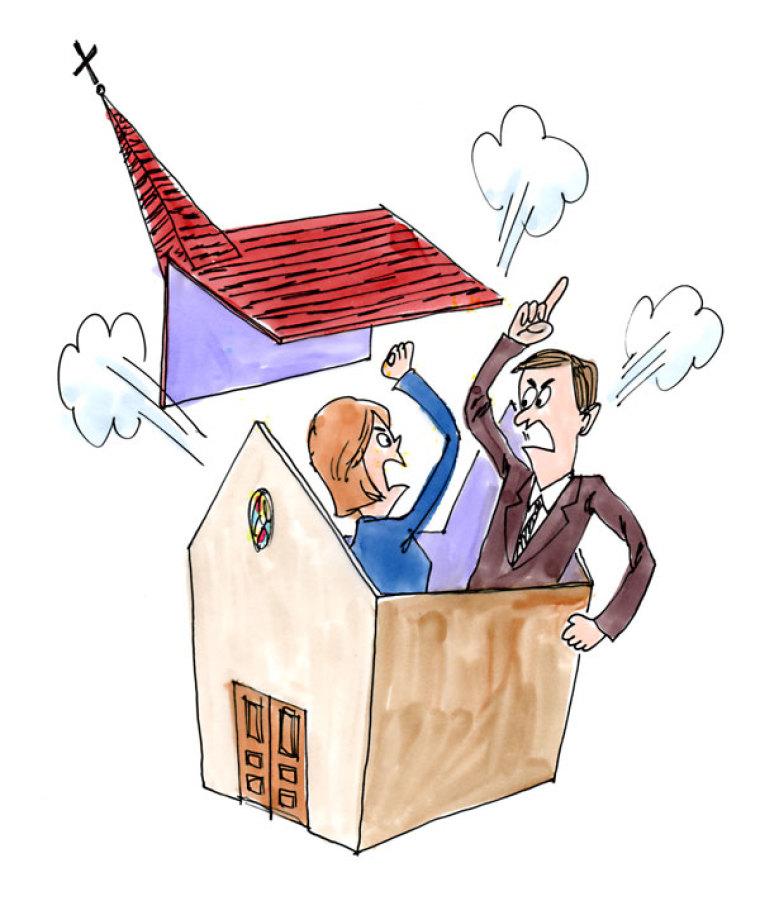 A Look at Congregants' Arguments