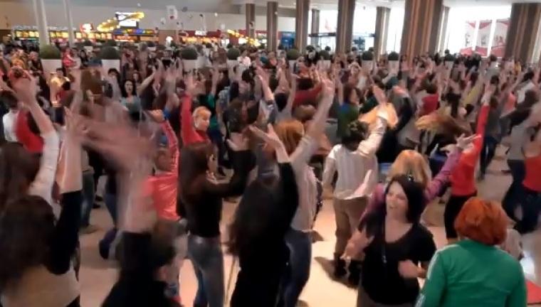 Autism Awareness Flash Mob