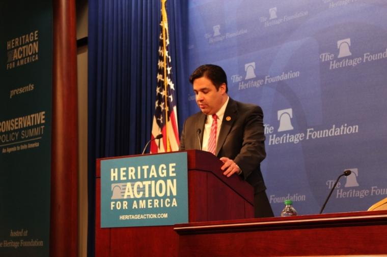 Raul Labrador Speaks at Heritage