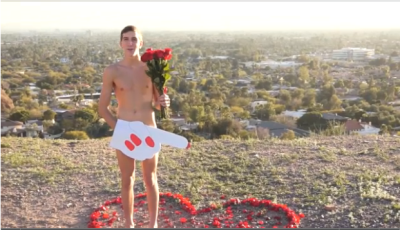 Naked Prom Date