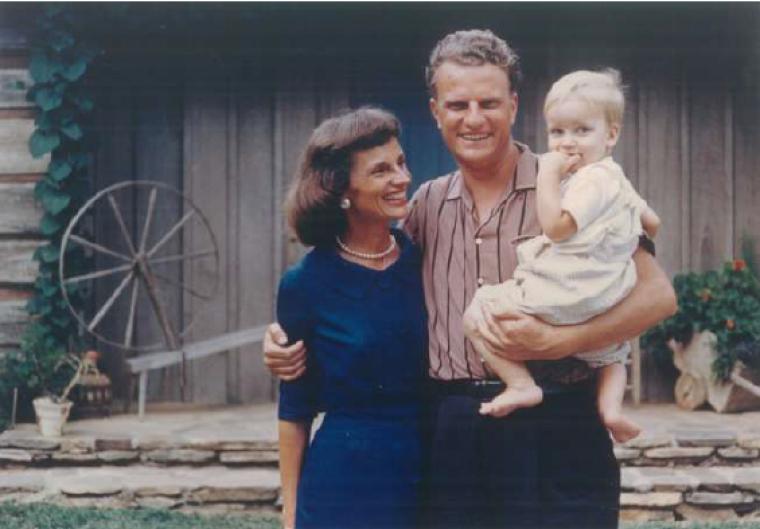 Graham Family Smiling