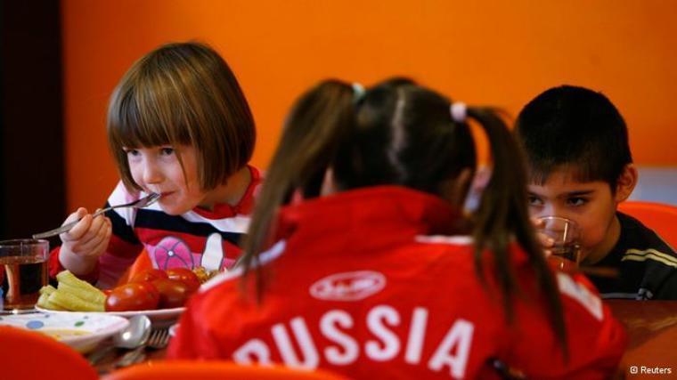 Russia adoption