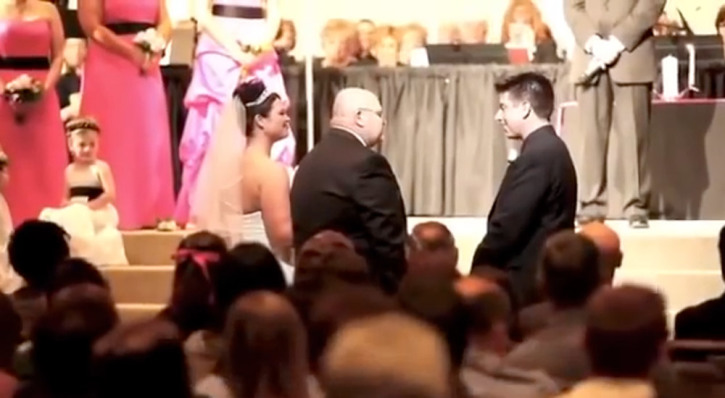 Best Father of the Bride Speech Ever? Dad Gives Daughter