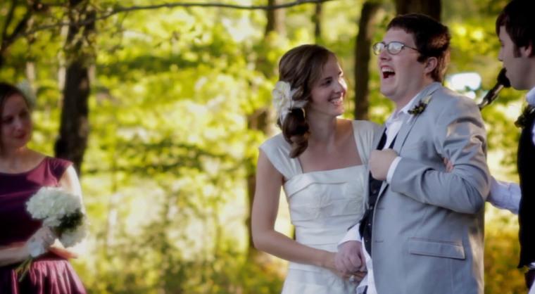 Ian and Larissa Murphy