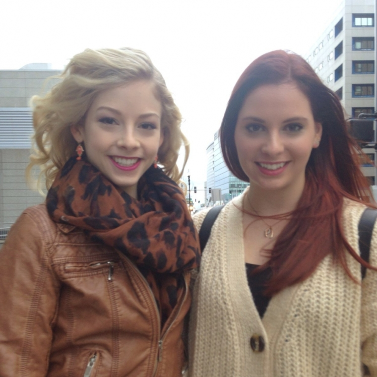 Gracie Gold Carly Gold