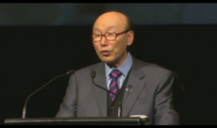 Rev. Cho Yong-gi