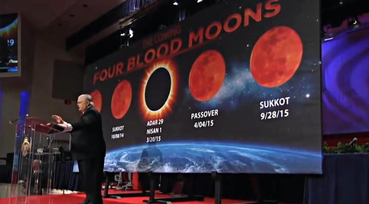 John Hagee on 'Four Blood Moons'