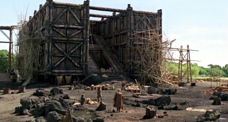 Noah Ark Featurette 1