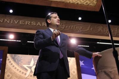 Senator Ted Cruz at CPAC 2014