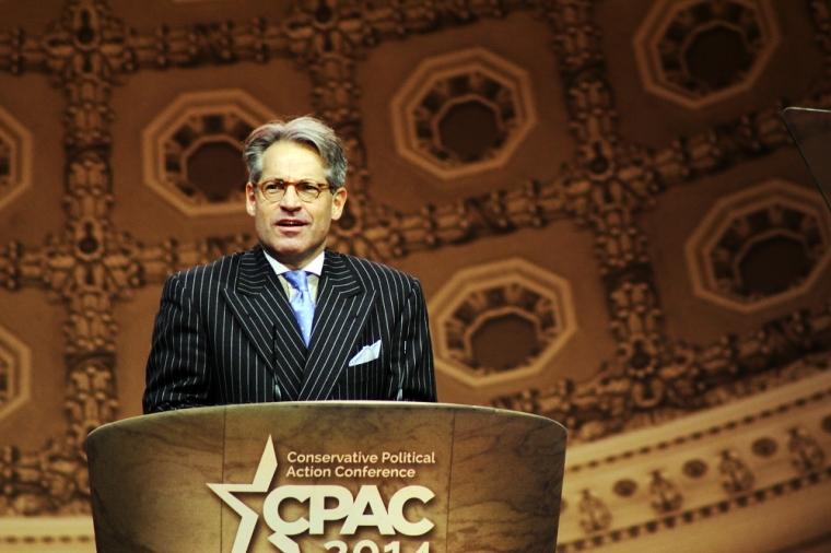 Eric Metaxas Speaks at CPAC