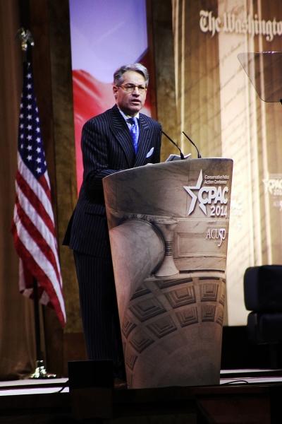 Eric Metaxas at CPAC 2014