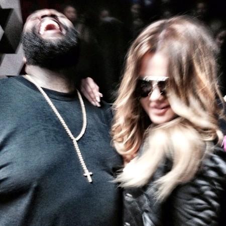 Kardashian Dating rapper Incontri a Nairobi