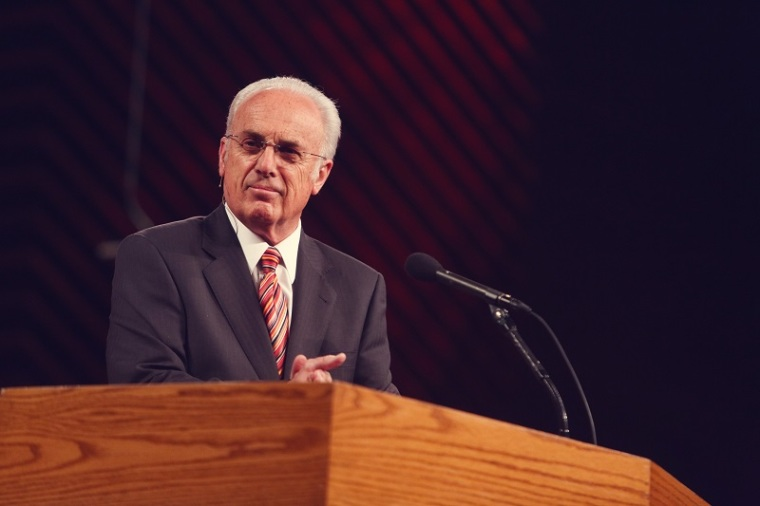 John MacArthur Says His Church is 'Protesting Lies and Deception for the Sake of the Truth' by Holding In-Person Services