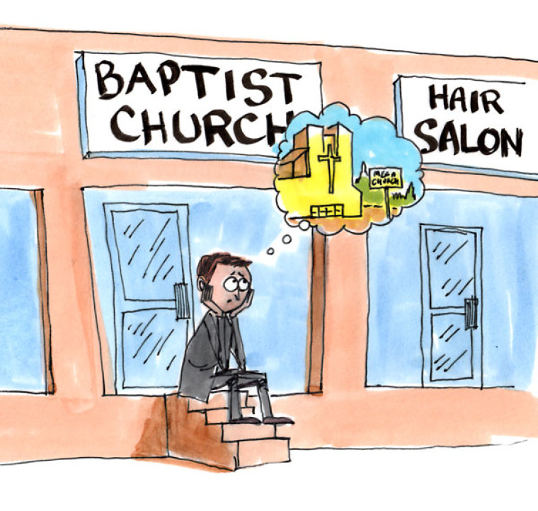 Suffering From Church Envy?