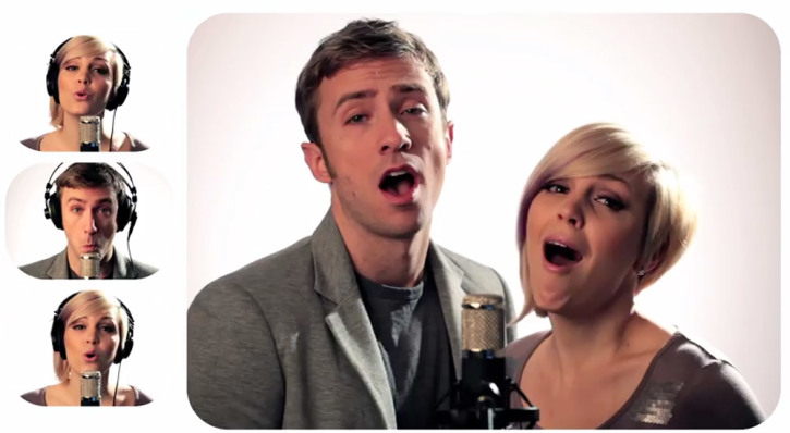 This Married Couple's A Cappella Rendition of 'The Prayer
