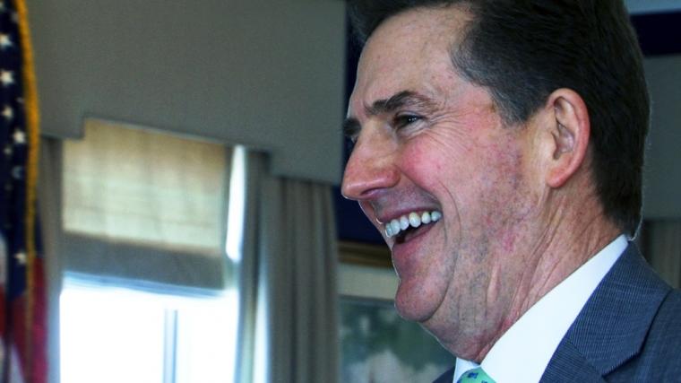 Jim DeMint Laughs