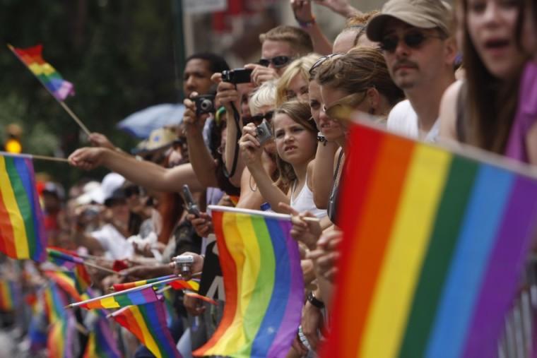 NYC Gay Pride
