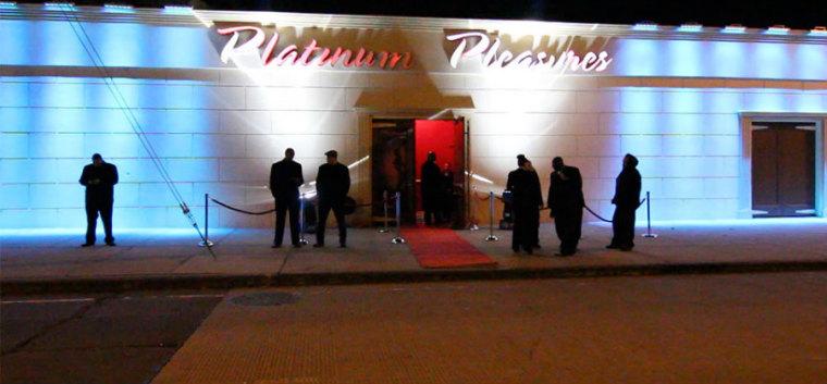 Platinum Pleasures Strip Club