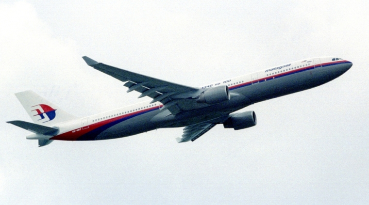 Malaysia Airlines flight MH370