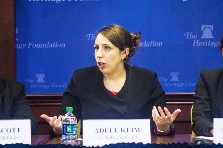 Adele Keim