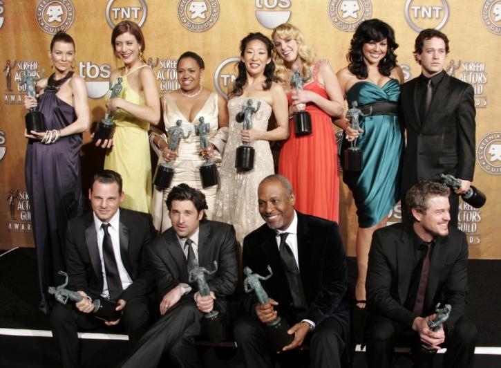 Grey's Anatomy' Actress Kate Walsh Reveals Brain Tumor Diagnosis