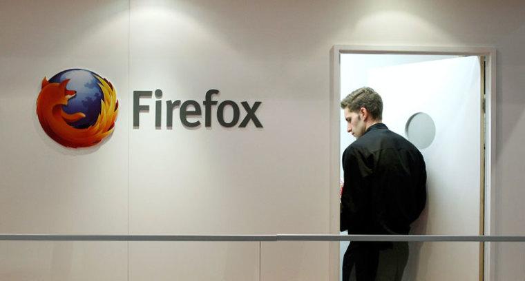 Mozilla's Firefox web browser