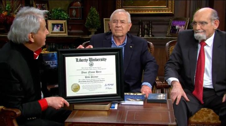 Liberty University Clarifies 'Partnership' With Benny Hinn