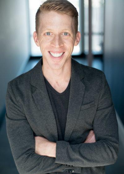choreographer Geoffrey Goldberg