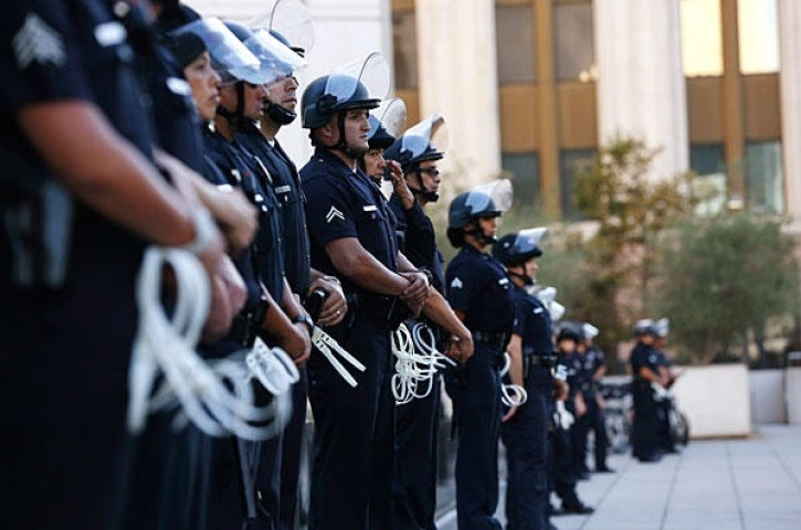 LA Police Officers Sue City Over Claims of Discrimination for Wiccan