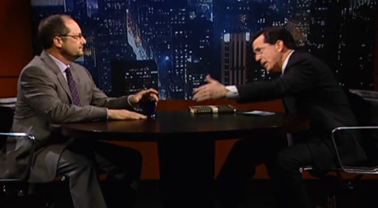 Stephen Colbert, Bart Ehrman