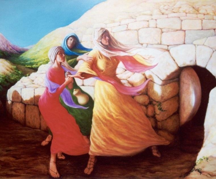 Easter women