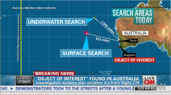 Malaysia Flight MH370 May Have Landed Somewhere Else, Says