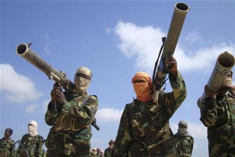 Extremist Islamic group al Shabaab
