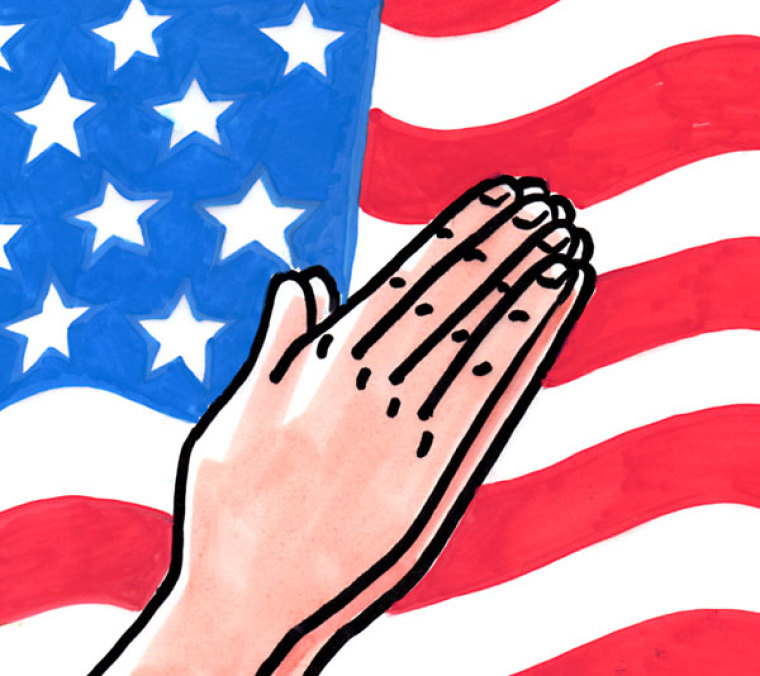 Reflecting on the National Day of Prayer