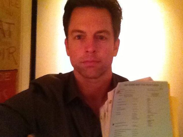 7d8bef31225a8 Michael Muhney shared a photo on Twitter in August 2013. | (Photo: Twitter/ Michael Muhney).