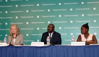 Hudson Institute Panel