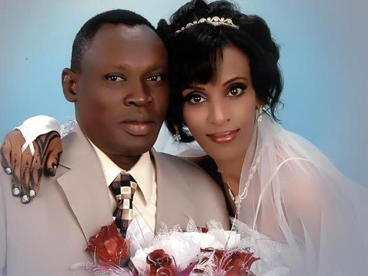 Gabriel Wani, Meriam Yehya Ibrahim