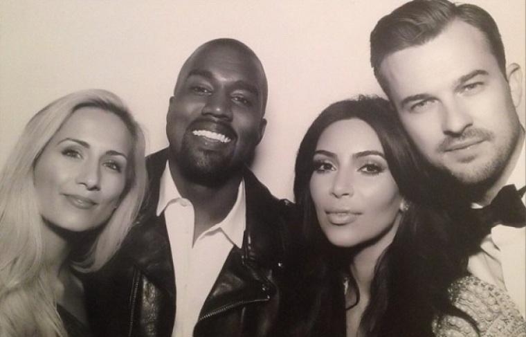 Rich Wilkerson Jr. Kim Kardashian Kanye West