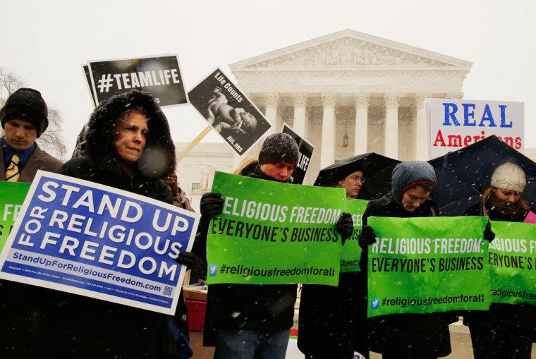 healthcare contraceptive mandate birth control obamacare