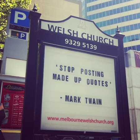 10 Funny Church Signs to Make You Laugh (PHOTOS) - The ...